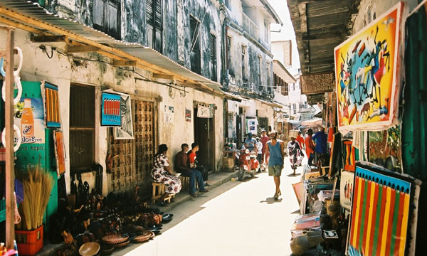 Negozi Zanzibar