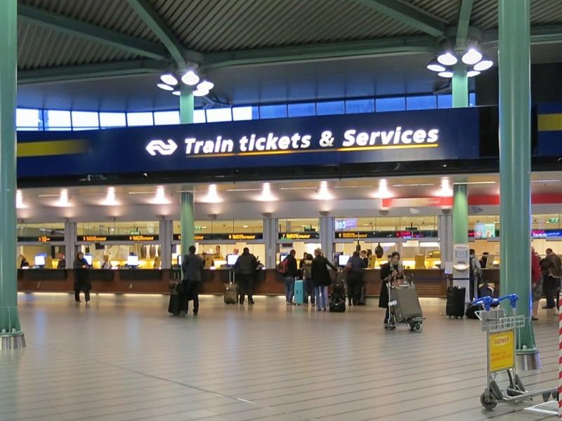 biglietto treno per amsterdam