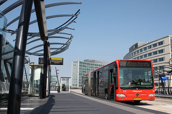 Bus per amsterdam