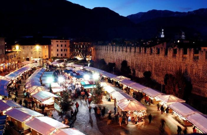 Mercatino natale Trento
