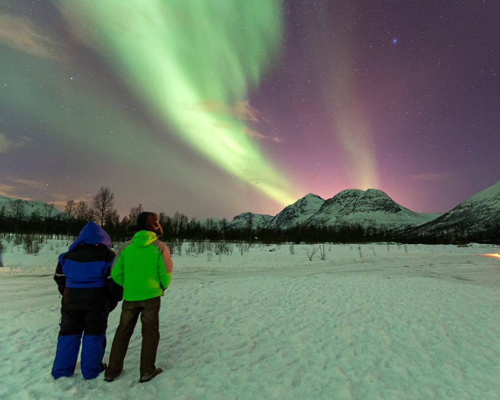 aurora boreale tromso
