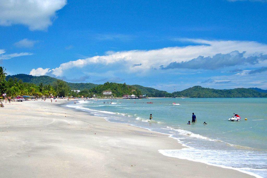 Langkawi spiagge
