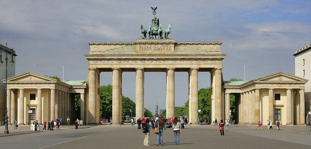 Brandenburg porta