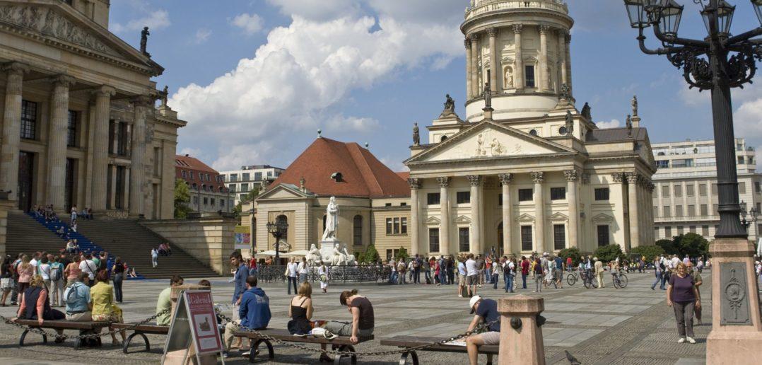 Gendarmenmarkt berlino