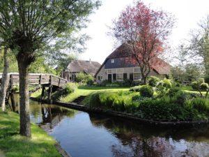 Giethon senza strade Amsterdam