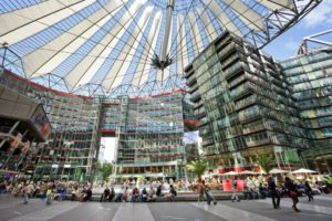 sony center berlino
