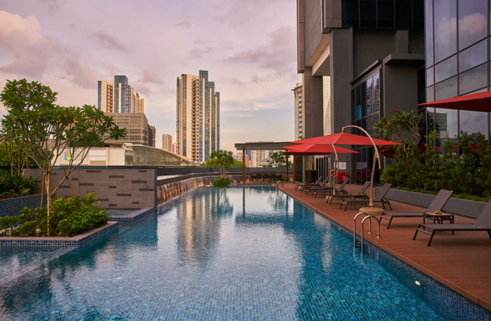 hotel review singapore