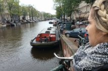 Girare visitare viaggiare Amsterdam