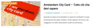 carta amsterdam