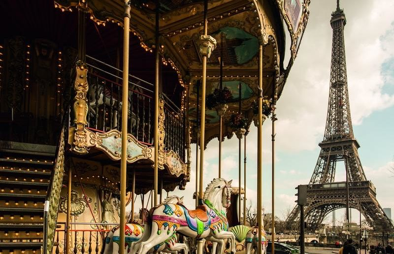 fotografare parigi