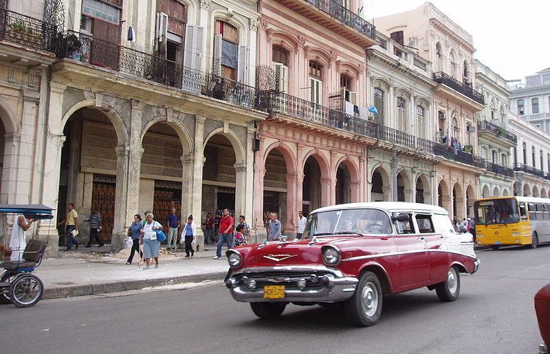 Cuba racconto di viaggio
