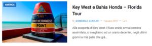 viaggio key west blog