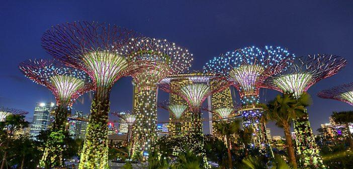 simbolo singapore giardini
