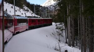 bernina ferrovia retica svizzera