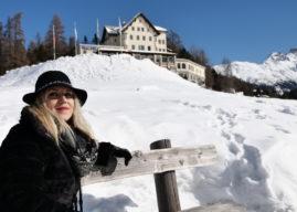 Un Hotel sul lago di St. Moritz– Waldhaus am See