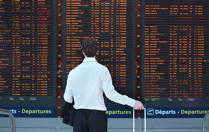 aereo ritardo