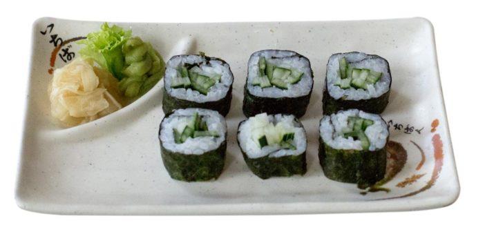 Sushi Vegan Giappone