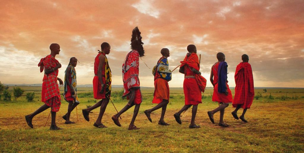 Kenya safari Kenia