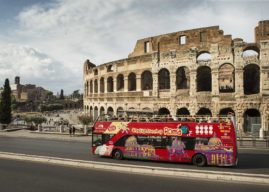 Il meglio di Roma in un giorno con i bus City Sightseeing