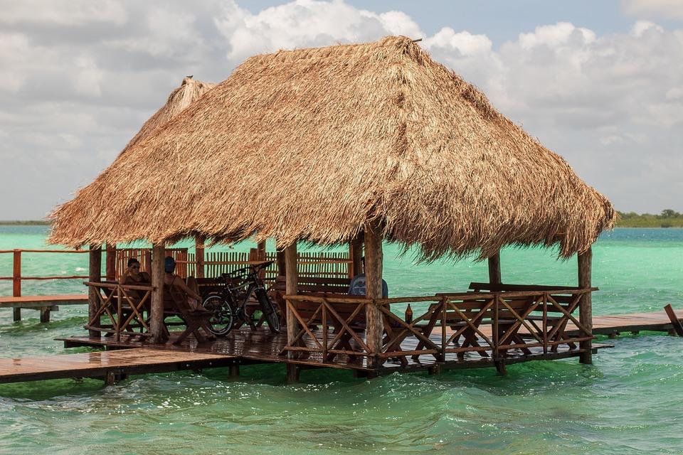 visitare laguna Messico
