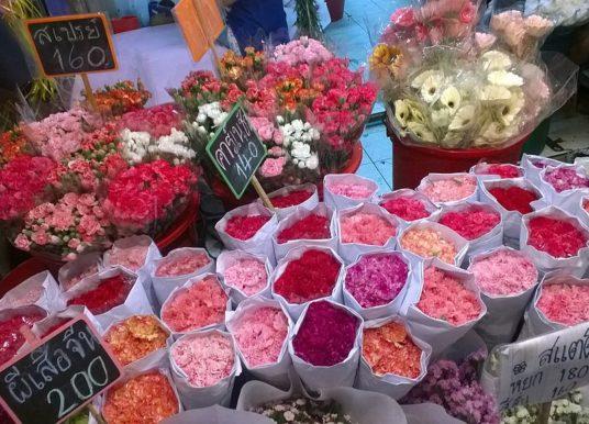 Corso di cucina Thailandese nel più bel mercato di Bangkok