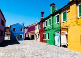 Burano: la città più colorata d'Italia