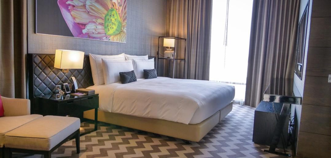 hotel Bangkok lusso