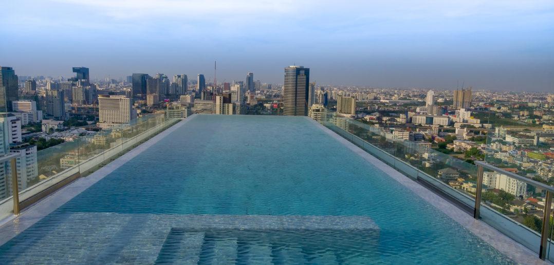 piscina panoramica bangkok