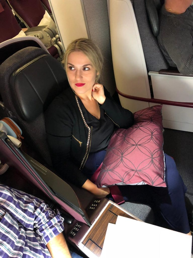 business class review