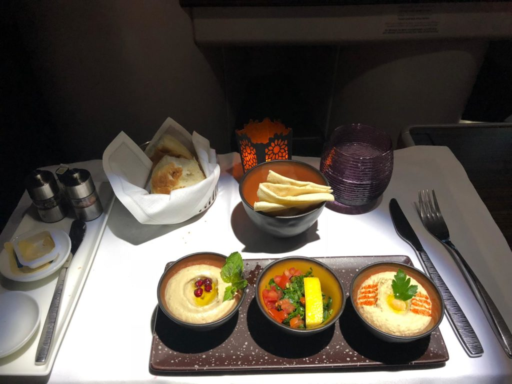 cibo qatar airways
