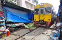 mercato rotaie tailandia