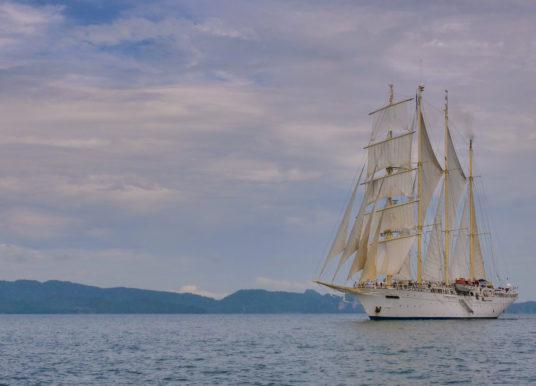 Crociera nel Mare delle Andamane – Thailandia – Star Clipper Cruise