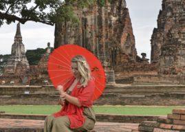 Ayutthaya – Visitare L'antica Capitale Thailandese