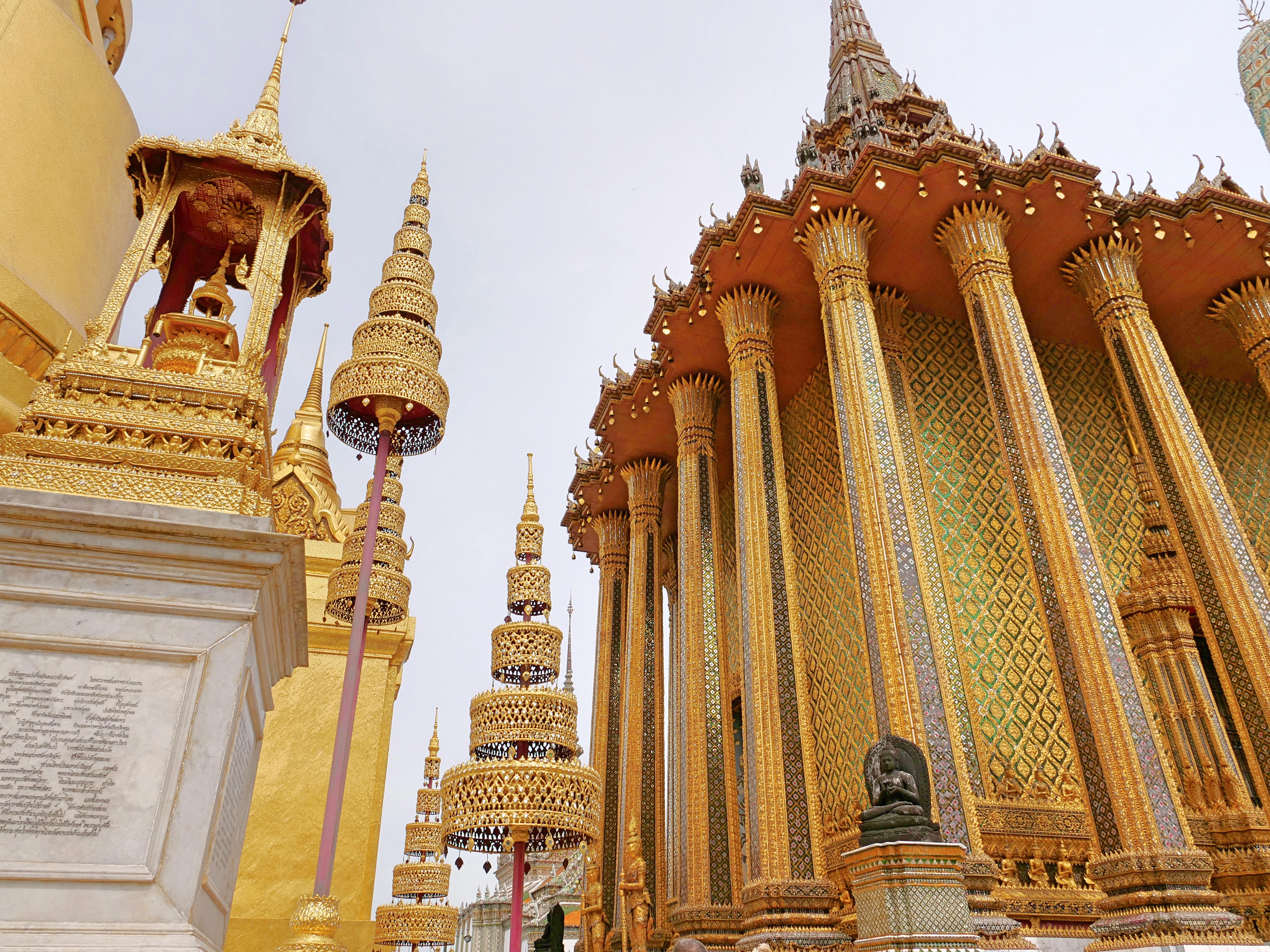 bangkok viaggio