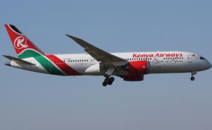 volo diretto nairobi