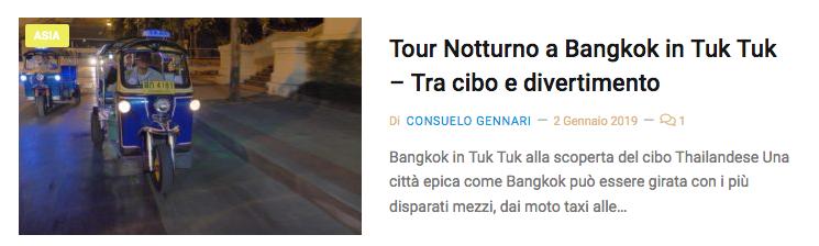 TOUR TUK TUK