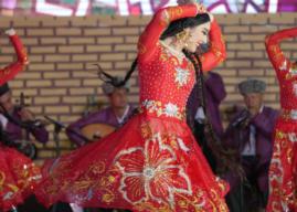 Il Festival Internazionale di Danza a Khiva – Uzbekistan