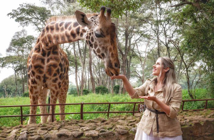 centro giraffe nairobi