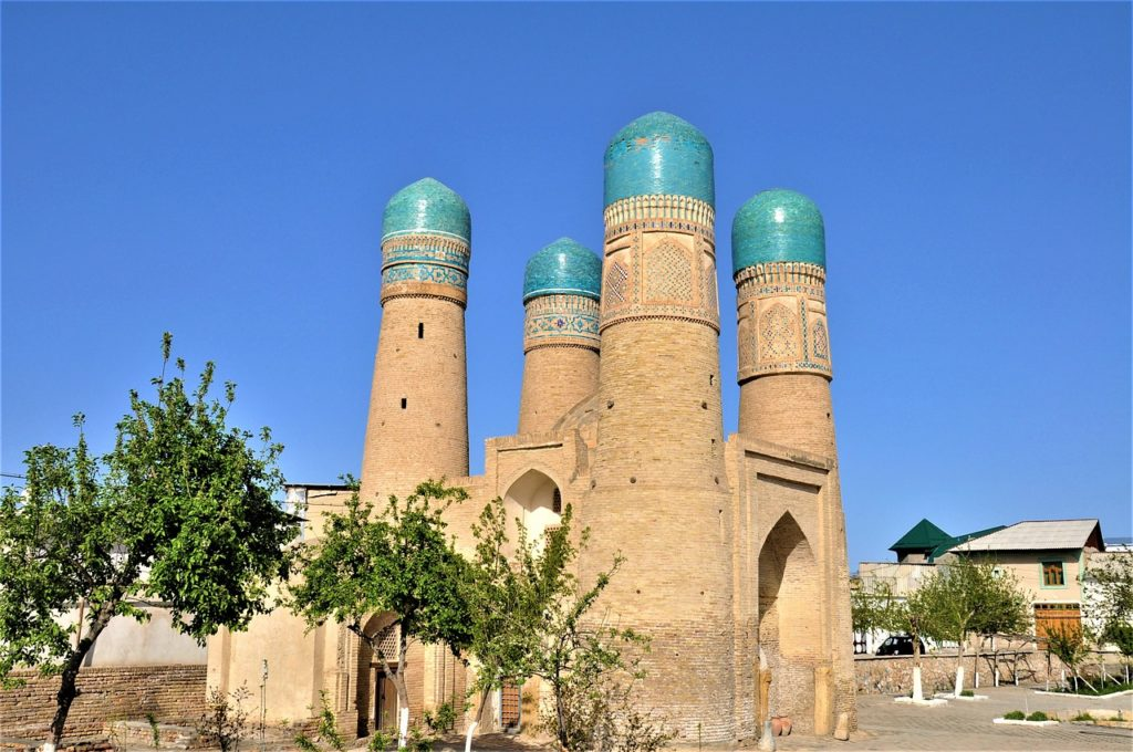 viaggio uzbekistan