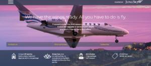 viaggio in jet privato