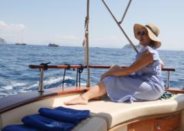 Una Gita in Barca in Costiera Amalfitana da Salerno