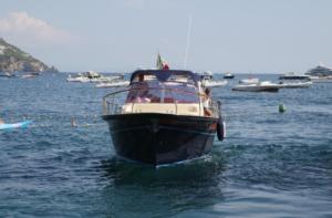 gozzo costiera amalfitana