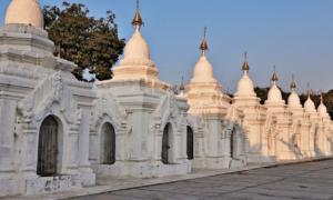 myanmar viaggio