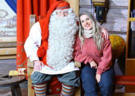 Incontrare Babbo Natale a Rovaniemi – Finlandia