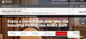 sito internet prenotazione hotel