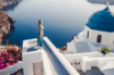 instagram spot photo santorini